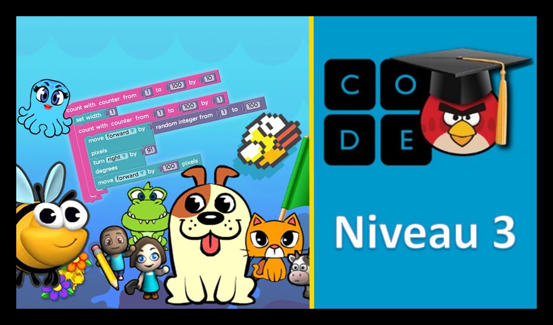 Programmation Créative - Niv 3