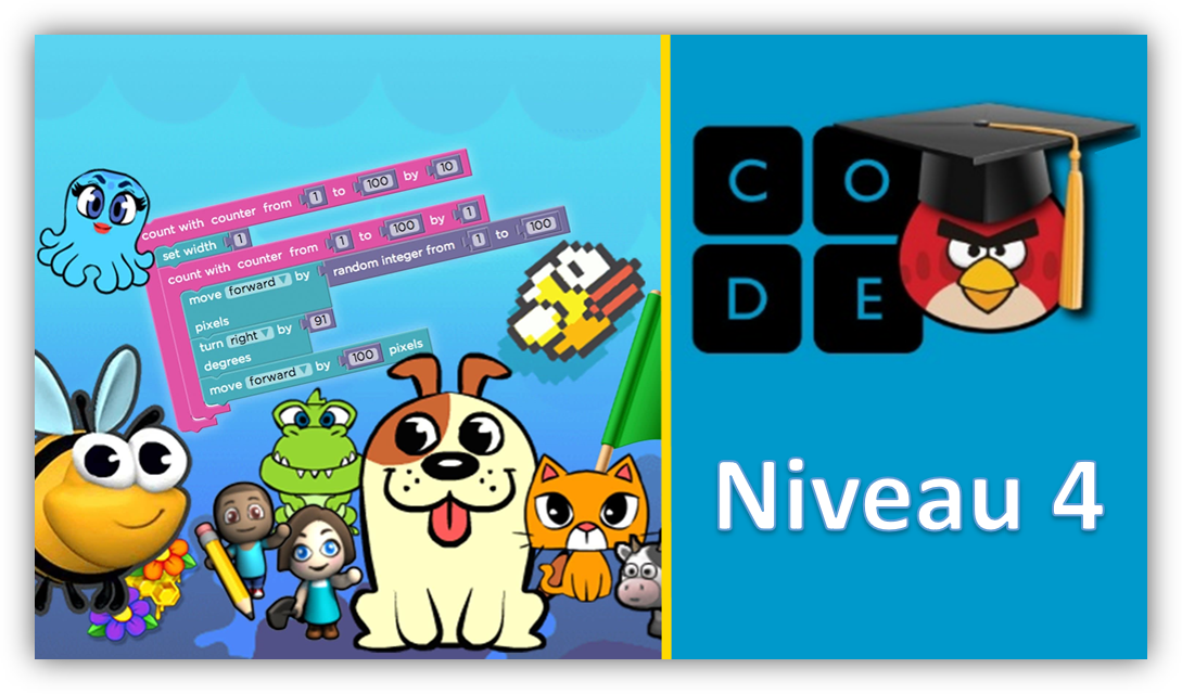 Programmation Créative - Niv 4